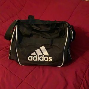 Adidas athletic bag.   Bought yesterday.